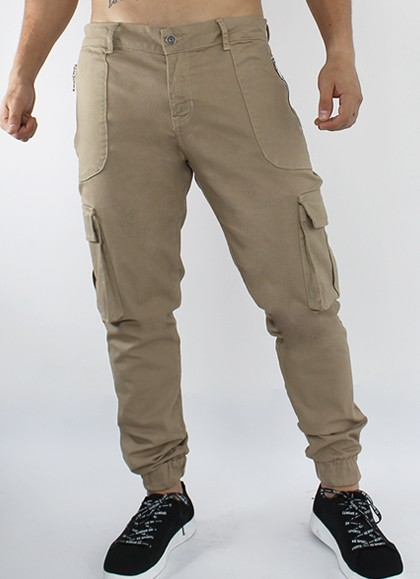 PANTALON CARTA COLOR CONFORT